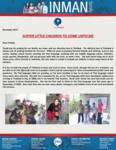 Chad Inman Prayer Letter:  Suffer Little Children to Come Unto Me