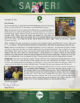 Mike Sarver Prayer Letter:  Convert Wins Brother-In-Law