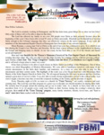 Stan Lawrenson Prayer Letter:  The LORD Hath Done Great Things for Us