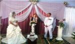 A Christian Wedding!