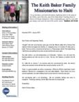 Keith Baker Prayer Letter:  Bus Ministry Record!