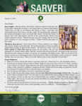 Mike Sarver Prayer Letter:  New Couple Joins Church