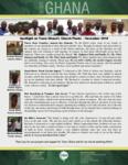 Team Ghana National Pastor Spotlight:  Liberian Churches Still Open During Ebola Crisis