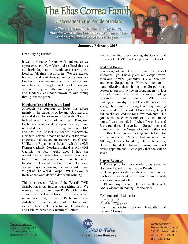 thumbnail of Elias Correa Jan-Feb 2015 Prayer Letter