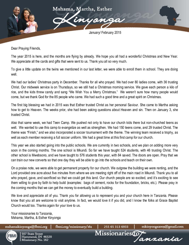 thumbnail of Mshama Kinyonga Jan-Feb 2015 Prayer Letter