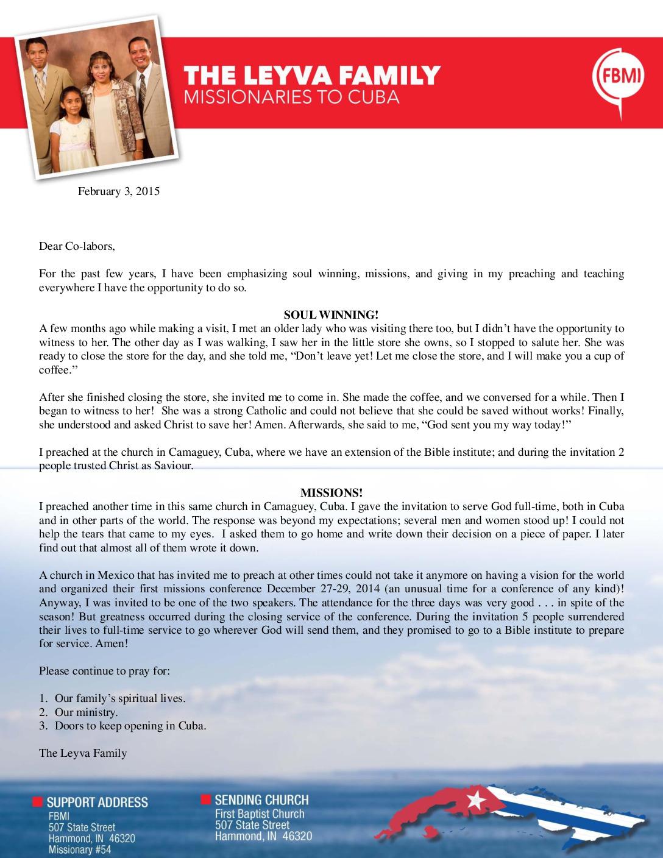 thumbnail of Ricardo Leyva February 2015 Prayer LetterR