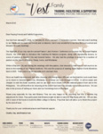 Charlie Vest Prayer Letter:  Returning to the Philippines!!!!