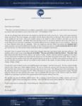 Joseph Elwell Prayer Letter:  Be Ye Stedfast