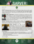 Mike Sarver Prayer Letter:  A Bible College Graduate From Togo