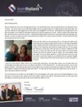 Tim Shook Prayer Letter:  A Memorable Day