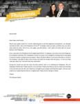 Chris Pattison Prayer Letter:  Philippines Trip Continued