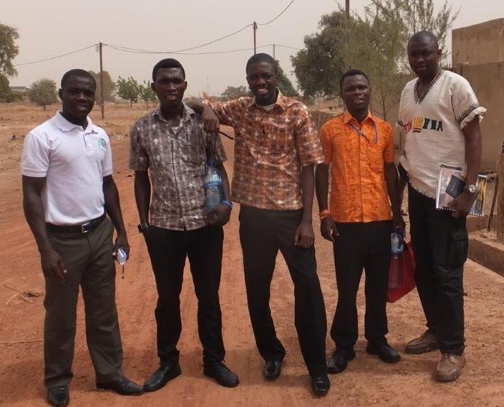 Short-term Missionaries to Burkina Faso