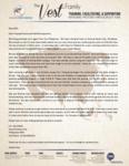 Charlie Vest Prayer Letter:  We're Back in the Philippines!