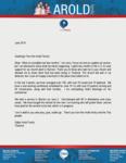 Eddie Arold Prayer Letter:  Back in Thailand