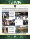 Team Ghana National Pastor Spotlight:  Pastor Menyon in Liberia