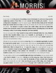 Peter Morris Prayer Letter:  New Church in Nairobi