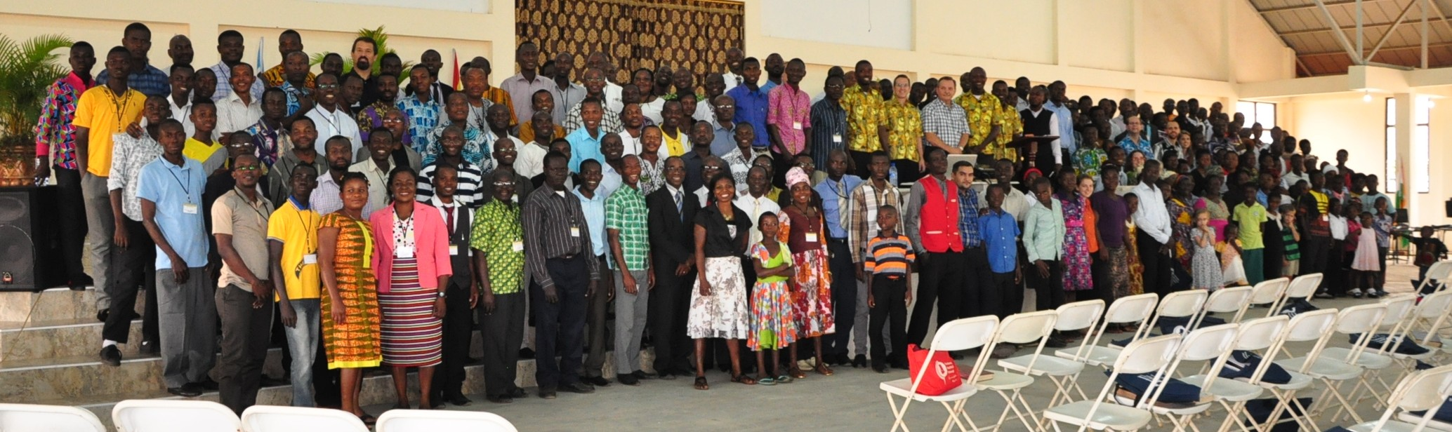 Delegates to Our 2015 Pastors' and Workers' Conference