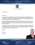 Andrew Chafa Resignation Letter