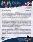 Robert Tirado Prayer Letter:  Little Children