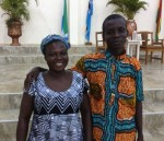 Pastor and Mrs. Collins Agyei