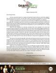 Mark Rader Prayer Letter:  What a Church Family!