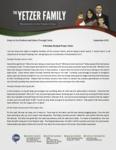 Christopher Yetzer Prayer Letter:  A Humpty Dumpty Prayer Letter