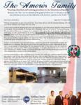 Andres Amoros Prayer Letter:  New Church Building