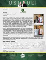 Charles Osgood Prayer Letter: Soul Winning Still Works!