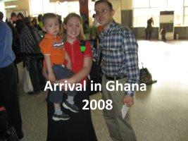 Mike, Maria, and John Sarver 2008
