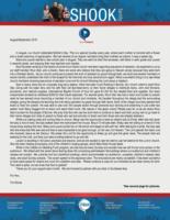 Tim Shook Prayer Letter: God Is Working