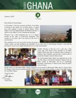 Team Ghana Update:  Trip to Sierra Leone