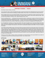 """Chad Inman Prayer Letter:  """"We Will Rejoice In Thy Salvation . . . ."""""""