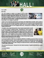 Baraka Hall Prayer Letter: Upcoming Conference