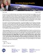 James Belisle Prayer Letter:  Leadership Meeting in Egypt