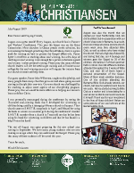 Micah Christiansen Prayer Letter:  Awesome August!