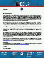 Jon Beil Prayer Letter:  Deputation Over--On Our Way to Thailand!