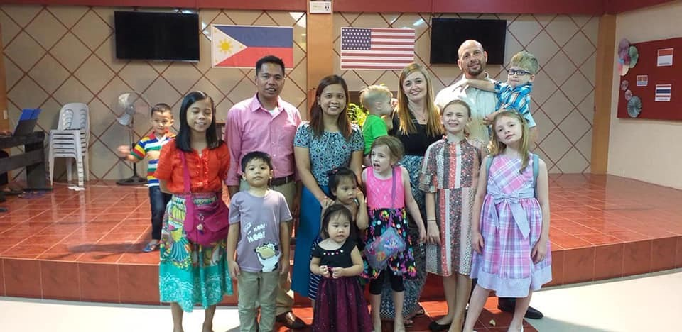 FBMI Missionary Nathan Goodpaster Prayer Letter Picture