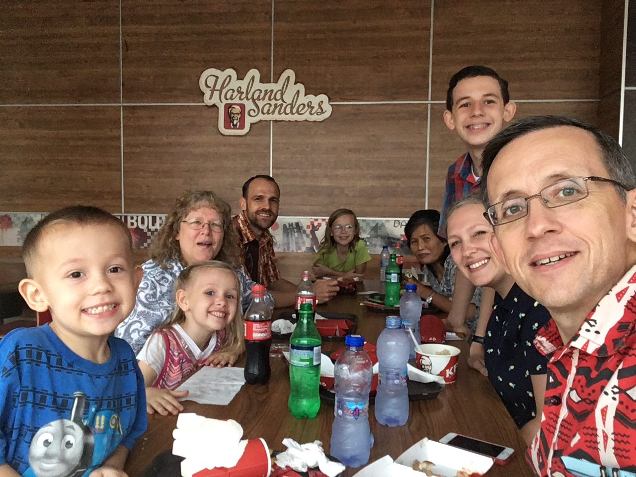 FBMI Missionary Mike Sarver Prayer Letter Picture
