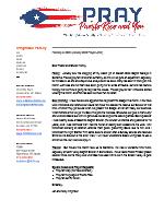 Jon Wrightson Prayer Letter: Planting the Seed