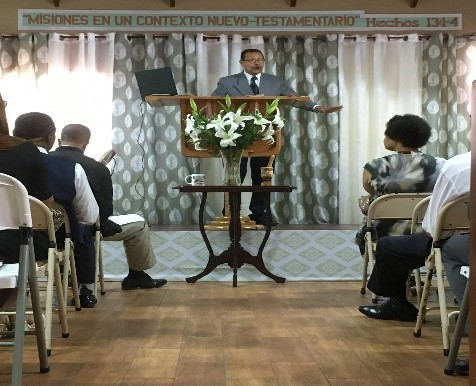 FBMI Missionary Andres Amoros Prayer Letter Picture