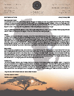 Montana Morrow Prayer Letter: God Knows Our Future
