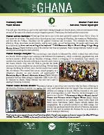 Team Ghana National Pastor Spotlight: A New Church Plant in Johnsonville