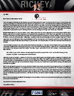 Andy Richey Prayer Letter: Spring Update