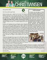Micah Christiansen Prayer Letter: Coronavirus Opportunities