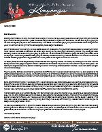 Mshama Kinyonga Prayer Letter: Divine Appointments Still Happen