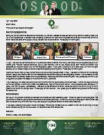 Charles Osgood Prayer Letter: Soul-Winning Opportunities