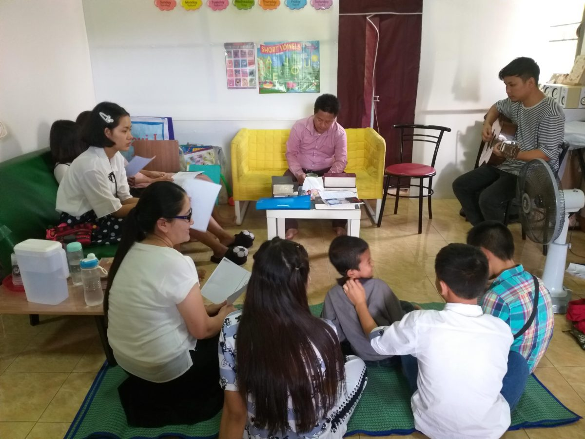 FBMI Missionary Teerapat Phaisarnpiwat Prayer Letter Picture