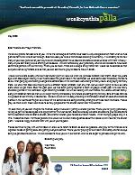 Wes Palla Prayer Letter: Departure Draws Close