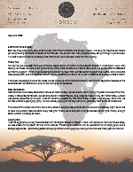 Montana Morrow Prayer Letter: A Different Kind of Busy