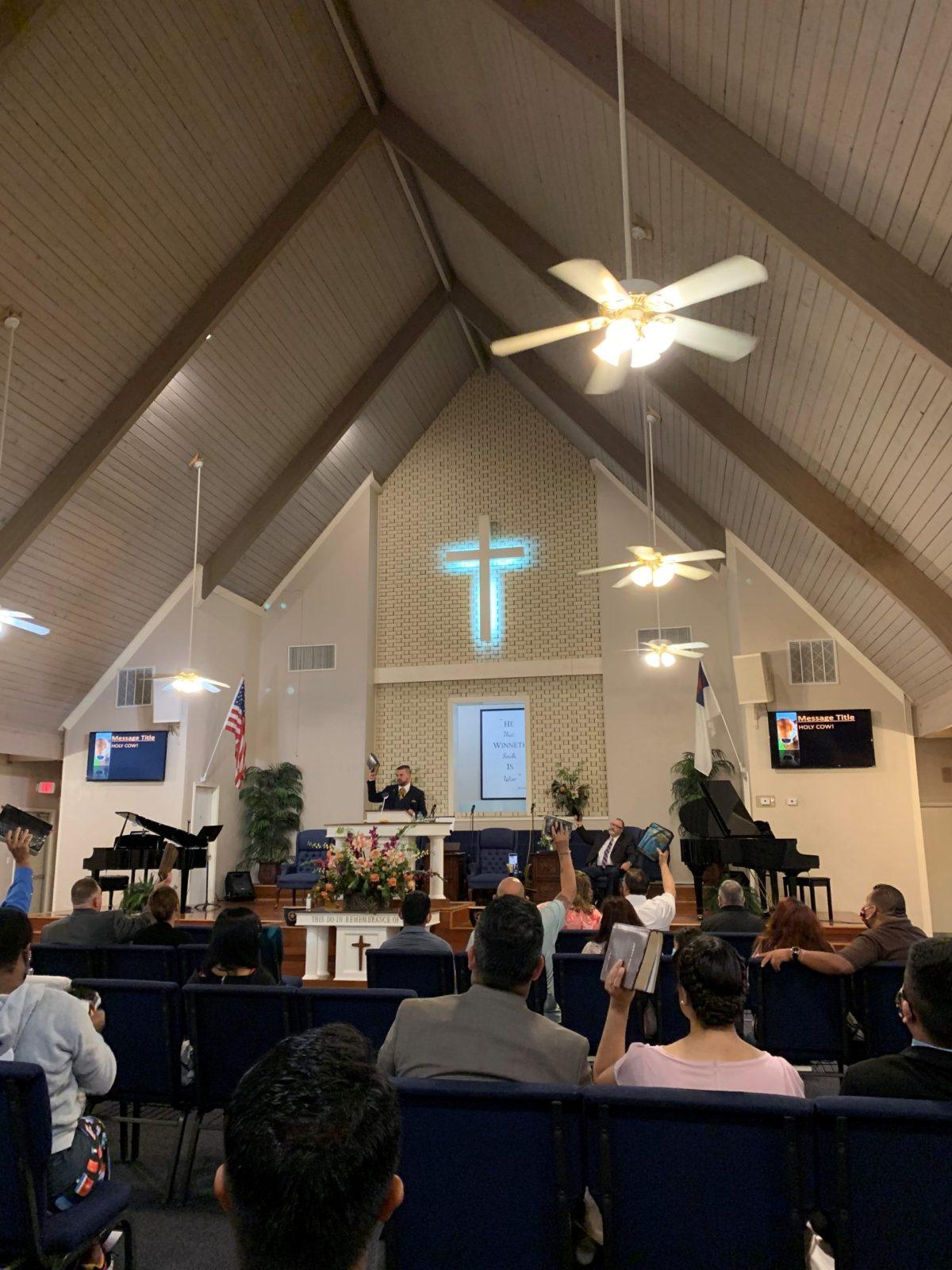 FBMI Misionary Brandon Heselschwerdt Prayer Letter Picture